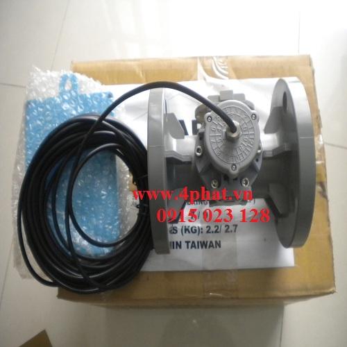 đồng hồ nước thải ems điện tử